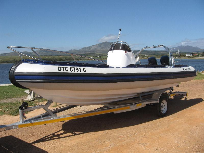 Retube your inflatable boat/rib by Wildcat inflatables for only R2450 per meter!!