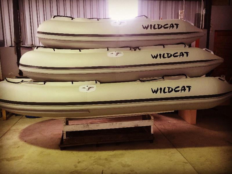 New year special,Wildcat Inflatables 3.0m rib for only R11000 and 3,4m rib for only R12000!!