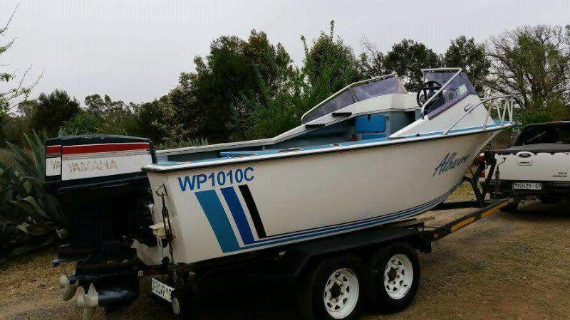 19 Foot Ocean craft boat for sale by owner