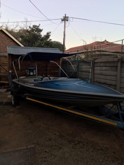 Raven Motor Boat for sale