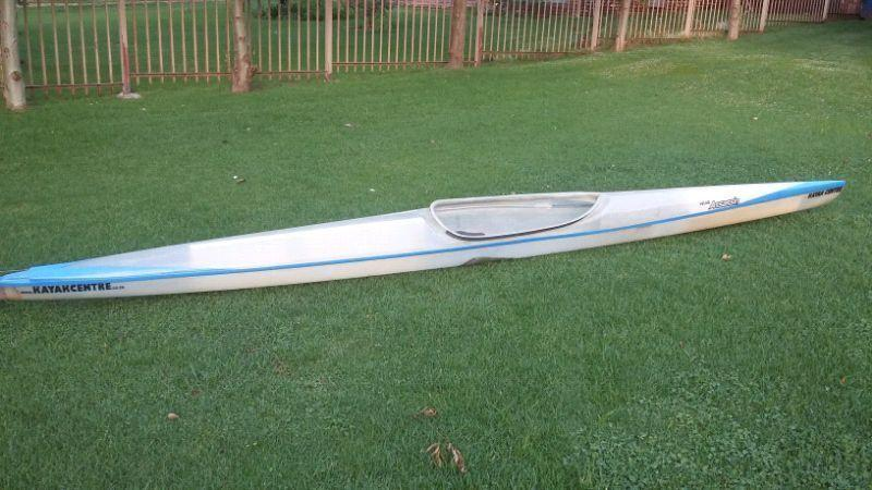 K1 Velox Assasin kayak