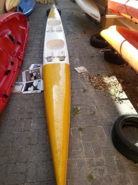 Double surfski