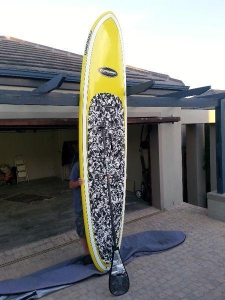 SUP - COREBAN Stand Up Paddle Board & Carbon Fiber Paddle