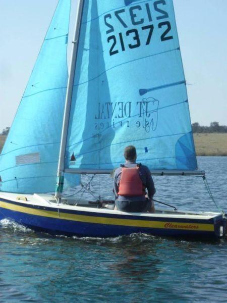 Enterprise Sailing Dinghy for sale