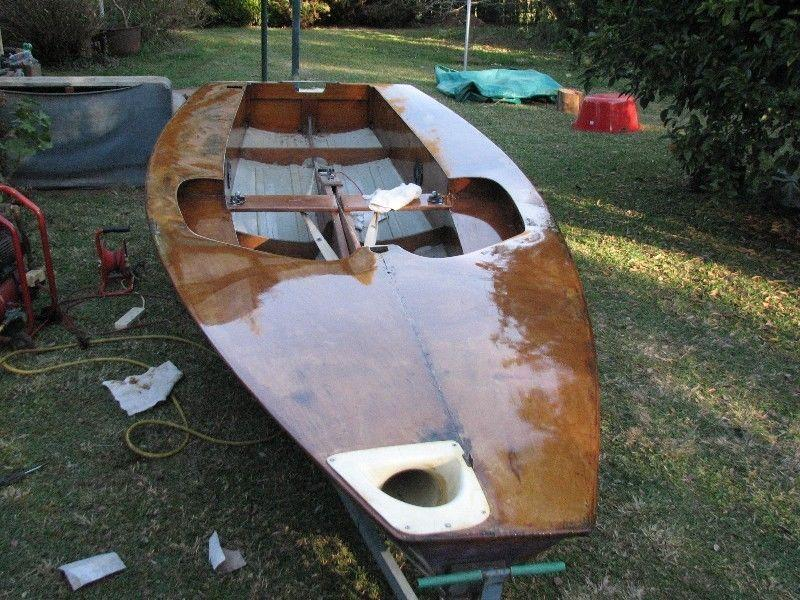 Miracle sailing dinghy for sale