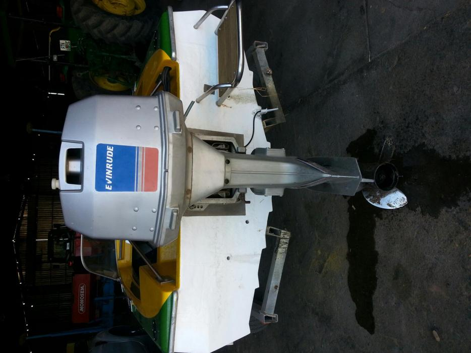 100hp evinrude outboard for sale