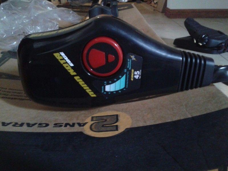 Minn Kota Edge 45. Trolling motor. Brand new