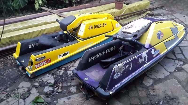 Old Jetskis - For Free