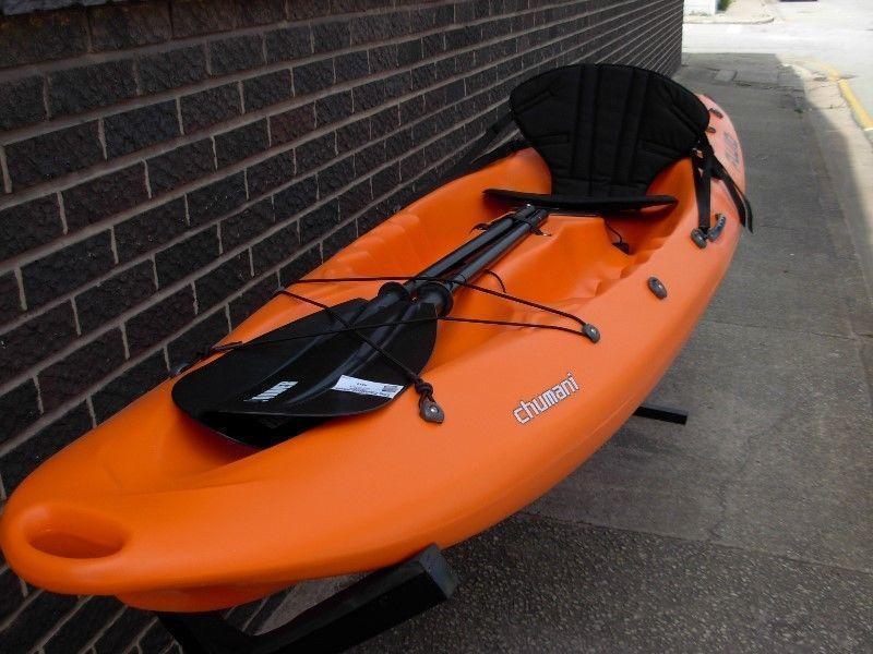 Fluid Kayaks