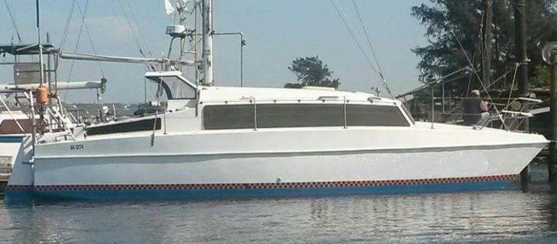 33 Dean Oceancomber Catamaran