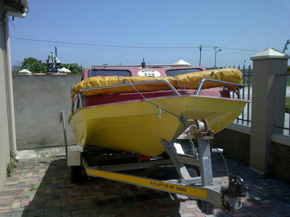 Boat for sale with 60suzuki motor