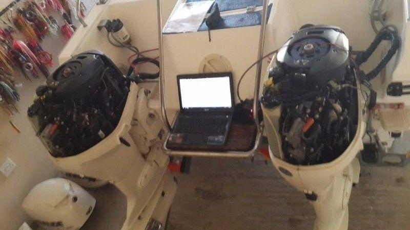 MOBILE MARINE SERVICES: Watercraft Services, Repairs, COF & Buoyancy