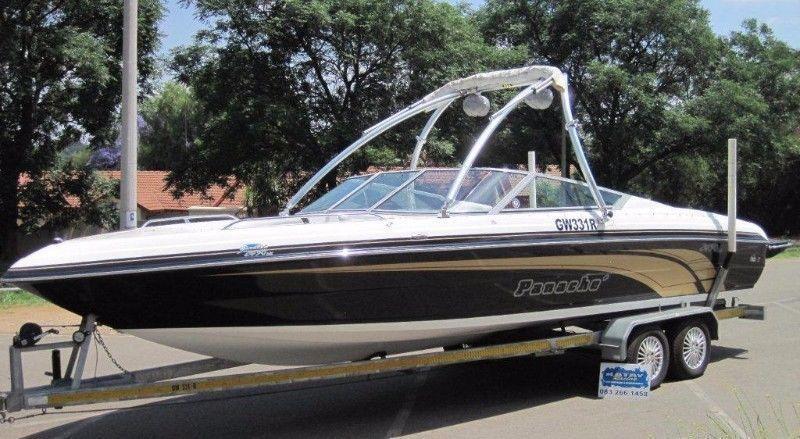 2009 Panache2450 with 5.7L V8 mercruiser