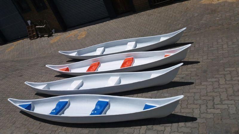 New Indian canoes!!