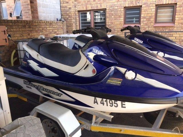 Yamaha Waverunner Jetski's for sale