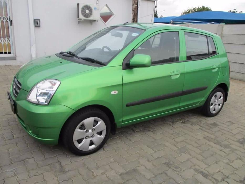 2007 Kia - Picanto 1.1 LX A/C
