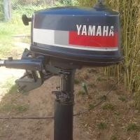 Yamaha 4 HP Longshaft Outboard or swop
