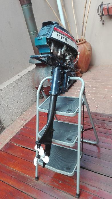 Yamaha 8 HP Outboard Motor