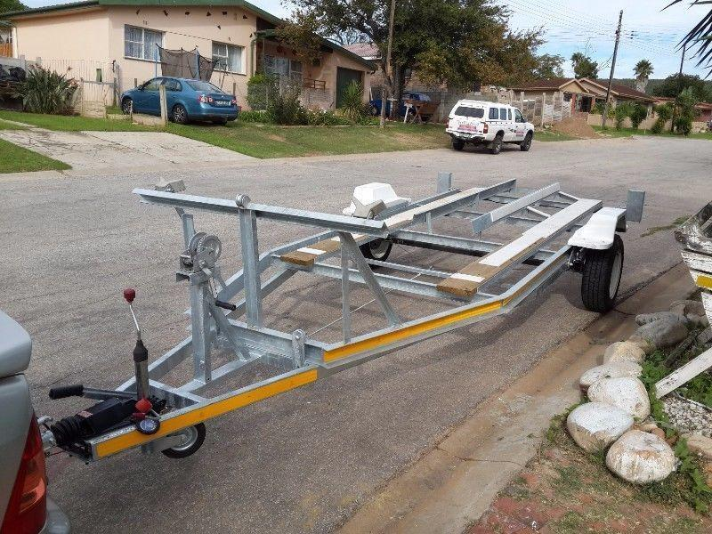 Boat, Bike, Quad bike Golf cart, any trailer you need