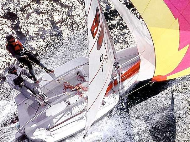 ISO sailing boat