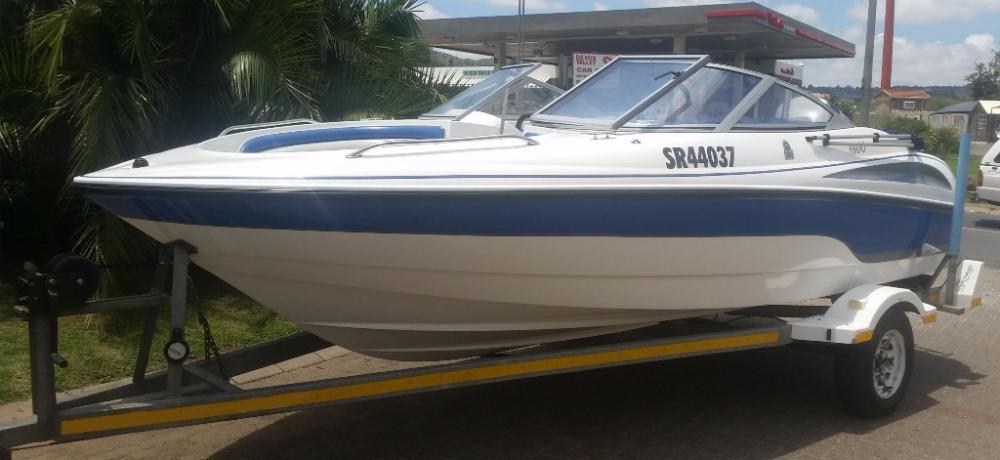 2005 Sable Craft 1800 with 150hp mariner