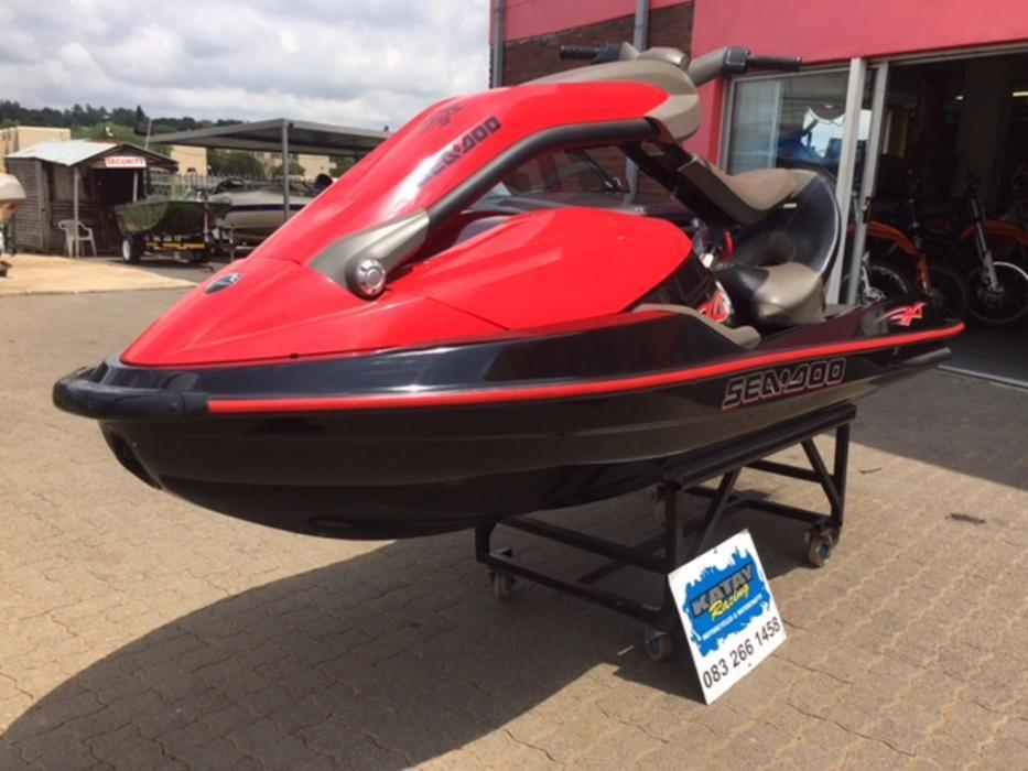 2006 Seadoo 3-D 1000cc fuel injection