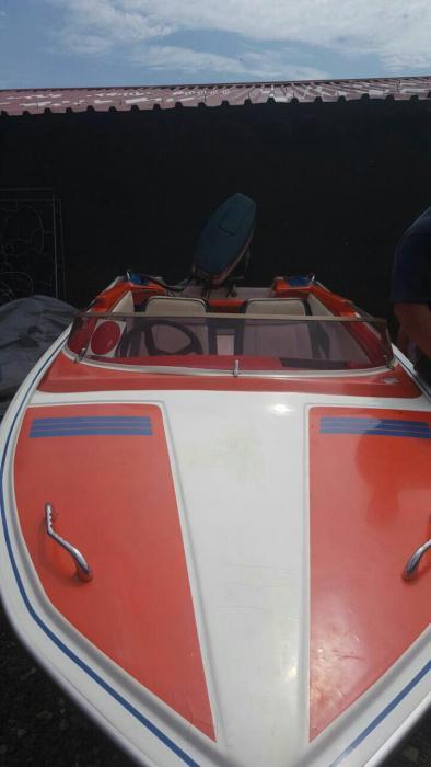 60 hp yamaha on ski boat