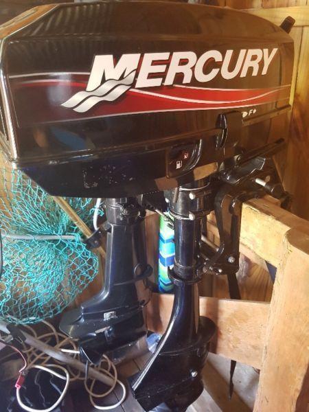 Mercury 3.3HP Motor For Sale