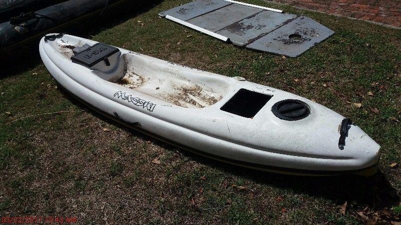 Macski Sea Kayak