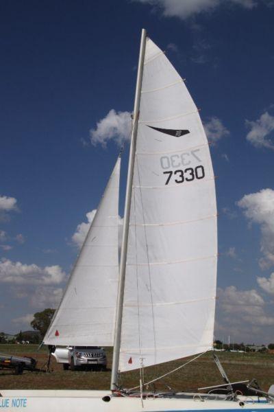 Dart 18 Catamaran Mainsail and Jib - for sale