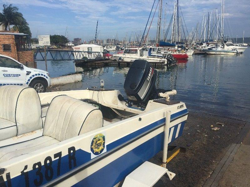 Bay boat for sale /bass boat