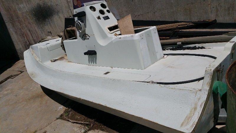 4.5m RIB CAT Boat