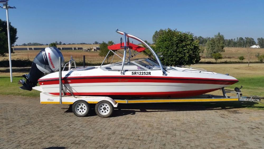 2005 Panache 2150Lx with 250Hp Mariner Verado Supercharged four stoke