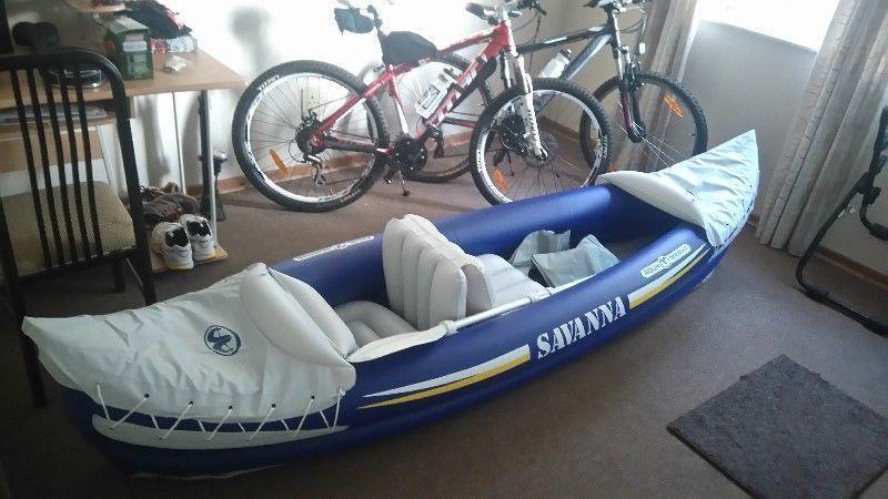 Canoe Kayak Kanoe