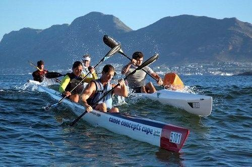 SURFSKI AND K1 CANOE LESSONS