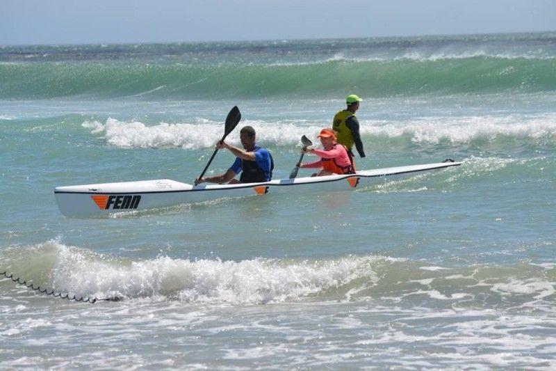 SURFSKI AND K1 CANOE LESSONS