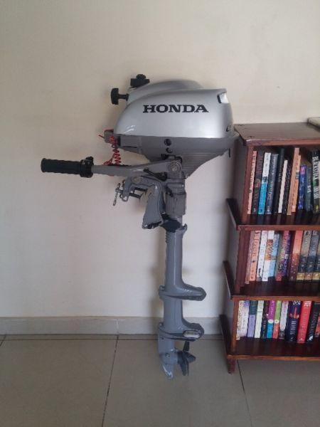 Honda 2hp outdoard motor