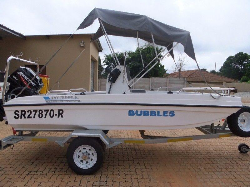 Brand New- 2016 BAYRUNNER Boat for Sale – Nelspruit