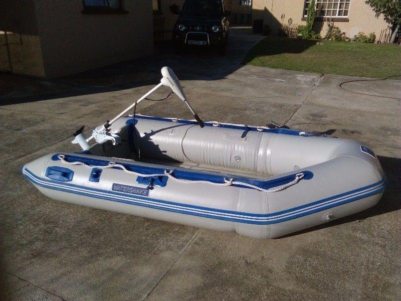 Inflateable 3m dinghy