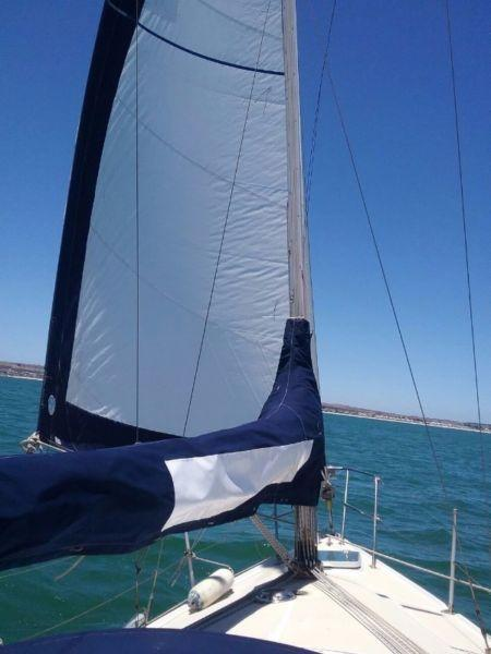 PRICE DROP! R110k. S26 Lavranos cruising yacht West Coast. Call Ange` 082 883 0799 to view