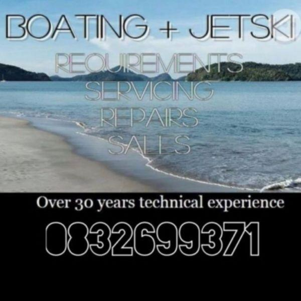 Boat and Jetski Servicing and Maintenance