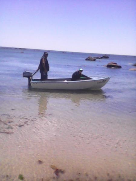 3.9m plaining dinghy!