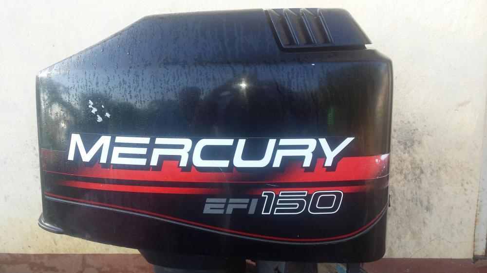 Mercury 150efi motor for sale