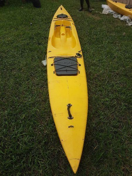 Canoes good condition