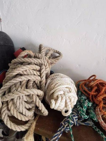 Anchor Ropes