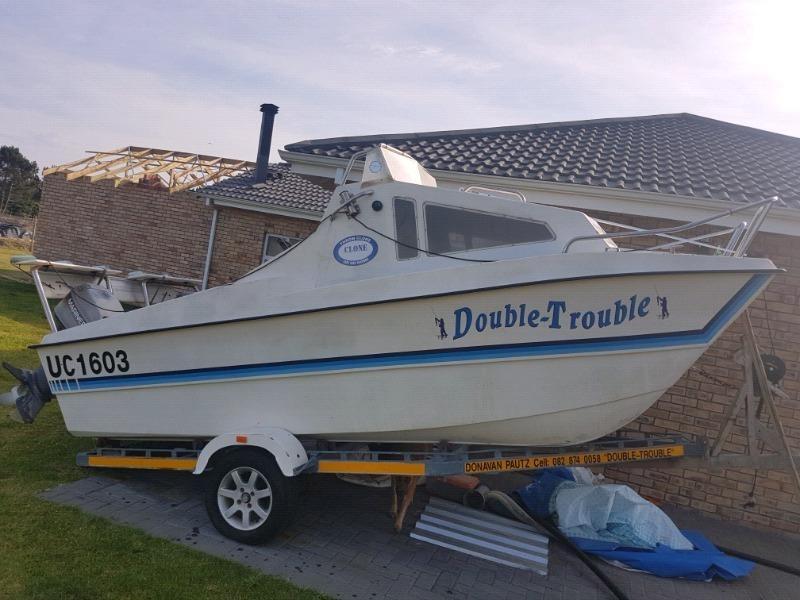 Deep Sea/ River Boat