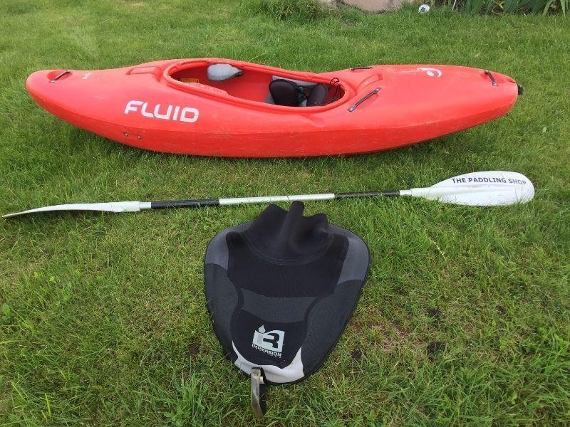 Fluid Solo kayak