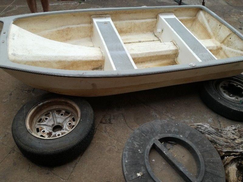 vising boat fiberglass