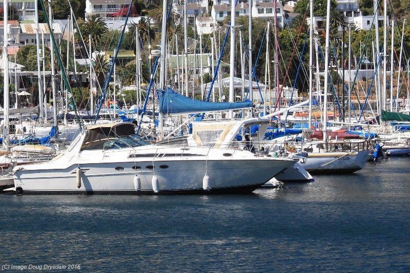 46' Sea Ray Motor Yacht