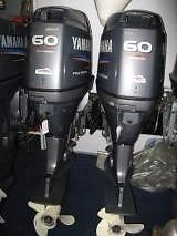 60 YAMAHA 4 STROKE ENGINE